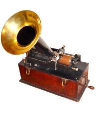 edison phono