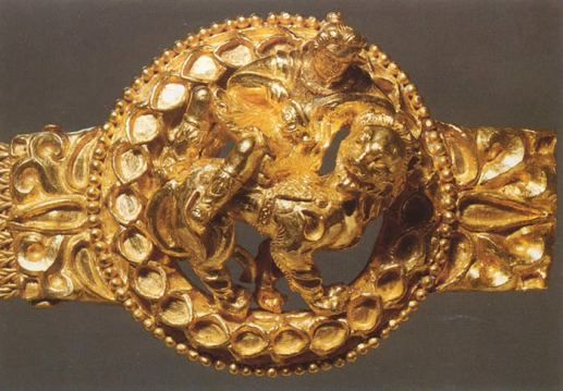 Image result for Bactrian gold