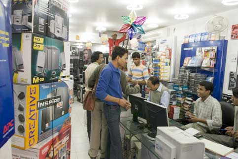 Electronic trading platforms in india